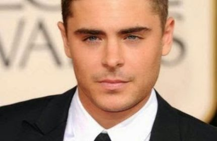 Zac Efron Hairstyle , jacket models and Suit model