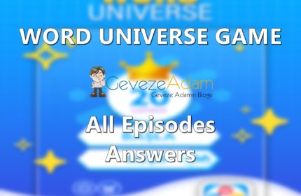 Word Universe Answer